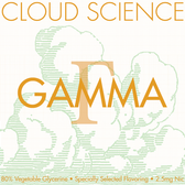Gamma | Cloud Science by Teleos | 30ml  (Super Deal)