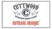 Outrage Orange | Cuttwood Reimagined