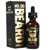 #00 Sweet Tobaccocino | Beard Vape Co | 60ml (Super Deal)