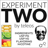 Experiment Two | Teleos Core | 60ml (2X30ml)