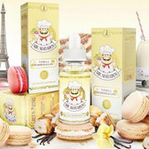 Vanilla Marshmallow | Mr. Macaron Dessert E-Liquid | 60ml (New!)