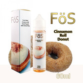 Cinnamon Roll Donut| FoS | 60ml