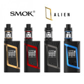 Alien 220W with TFV8 Baby Tank Kit | Smok | Black  W/ Red