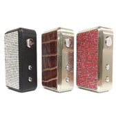 SMY 60 TC Mini Box MOD - | SMY | Black w/ White Crystal