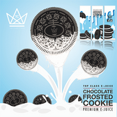 Chocolate Frosted Cookie | Top Class Ejuice | 60ml