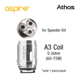 Aspire Athos Coil A3 Coil [1-pk] | Aspire (for Speeder Kit)