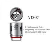 TFV12 V12-X4 [3-pk] | Smok | 0.15ohm