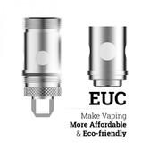ATTITUDE / DRIZZLE / ESTOC / VECO  Universal EUC Coils [5-pk] | Vaporesso | 0.4ohm