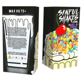 Wake-N-Shake | Sinful Shakes | 60ml