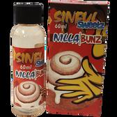 Nilla Bunz | Sinful Sweetz E-Liquid | 60ml