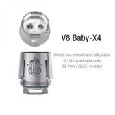 TFV8 Baby X4 Coils [5-pk] | Smok | 0.15ohm