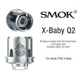 TFV8 X-Baby Q2 coils [3-pk] | Smok | 0.4ohm