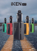 IKEN 230W Authentic Mod Starter Kit | Kanger