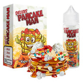 Deluxe Pancake Man | Vape BreakFast Classics | 60ml  (FREE upgrade to 120ml)