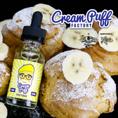 Banana | Cream Puff Factory by Ruthless | 30ml (Super Deal)