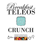 Crunch | Breakfast At Teleos | 30ml  (Super Deal)