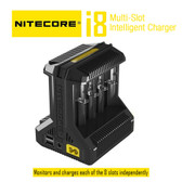 i8 Intellicharger  | Nitecore