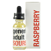 Raspberry | Generic Adult Sour by NDVP | 30ml & 60ml option