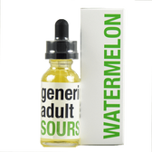 Watermelon | Generic Adult Sour by NDVP | 30ml & 60ml option