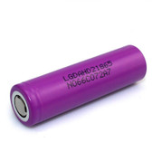 18650 HD2 2000mAh 25A Purple rechargeable Battery | LG