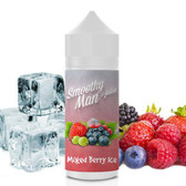 Mixed Berry Ice | Smoothy Man | 120ml