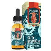 Salty Bastard Ice | Salty Bastard by Cafe Racer | 30ml