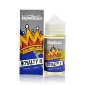 Royalty II | Vapetasia E Liquid | 100ml