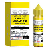 This custard filled flavor is packed with rich and delicious caramelized banana, pie crust and vanilla cream. Just as good as the one your nana made.  70% VG