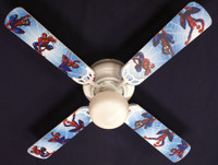 New AMAZING SPIDERMAN SPIDER MAN Ceiling Fan 42""