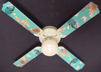 New FINDING NEMO Ceiling Fan 42""