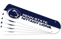 "New NCAA PENN STATE NITTANY LIONS 42"" Ceiling Fan Blade Set"