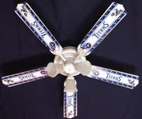 """New NFL TENNESSEE TITANS FOOTBALL Ceiling Fan 52"""""""