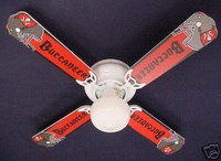New NFL TAMPA BAY BUCCANEERS BUCS Ceiling Fan 42""