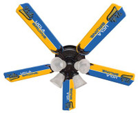 "New NCAA UCLA BRUINS 52"" Ceiling Fan"