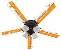 "New NCAA TENNESSEE VOLUNTEERS VOLS 52"" Ceiling Fan"
