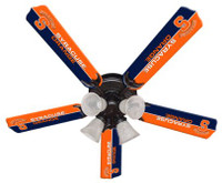 "New NCAA SYRACUSE ORANGE 52"" Ceiling Fan"