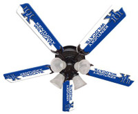 "New NCAA KENTUCKY WILDCATS 52"" Ceiling Fan"