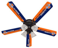 "New NCAA ILLINOIS FIGHTING ILLINI 52"" Ceiling Fan"