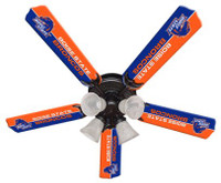 "New NCAA BOISE STATE BRONCOS 52"" Ceiling Fan"