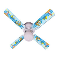 New KEY WEST Ceiling Fan 42""
