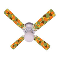New FLASHBACK Ceiling Fan 42""