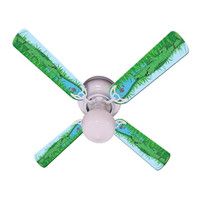 New KIDS ALLIGATOR GATOR TALE Ceiling Fan 42""