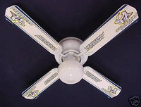 New NHL NASHVILLE PREDATORS HOCKEY Ceiling Fan 42""