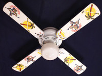 """New NHL FLORIDA PANTHERS HOCKEY Ceiling Fan 42"""""""