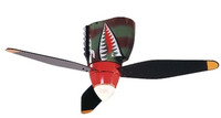 CRAFTMADE TIGER SHARK AIRPLANE Ceiling Fan