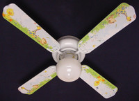 New LITTLE SUZYS SUZY'S ZOO Ceiling Fan 42""
