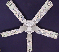 New MLB OAKLAND ATHLETICS A's BASEBALL Ceiling Fan 52""