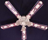 New MLB DETROIT TIGERS BASEBALL Ceiling Fan 52""