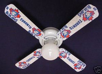 New MLB TORONTO BLUE JAYS BASEBALL Ceiling Fan 42""
