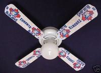 "New MLB TORONTO BLUE JAYS BASEBALL Ceiling Fan 42"""